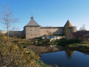 Staraja Ladoga - Festung